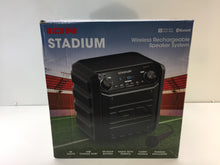 Load image into Gallery viewer, ION Stadium 50W Wireless Bluetooth Rechargeable Speaker System iPA80S