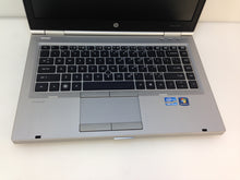 "Load image into Gallery viewer, Laptop HP Elitebook 8460P 14"" Core i5-2520M 2.50GHz 4GB 160GB DVDRW WiFi Win7"