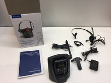 Load image into Gallery viewer, Plantronics CT14 DECT 6.0 1.90Ghz Gray Cordless Headband Headsets Phone, NOB