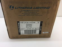 Load image into Gallery viewer, (4-Pack) Lithonia Lighting Dusk to Dawn Outdoor LED Wall OVWP LED 40K 120 PE DDB