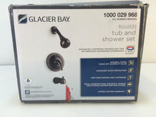 Load image into Gallery viewer, Glacier Bay F1AA0005OB Builders 1-Spray Tub & Shower Faucet ORB 1000029968