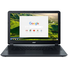 "Load image into Gallery viewer, Acer Chromebook 15 15.6"" Intel Celeron N3060 1.6Ghz 4GB 32GB eMMC CB3-532-C4ZZ"