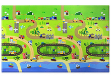 Load image into Gallery viewer, Baby Care Crown Baby Play Mat Happy Village Bedding SP-L13-022