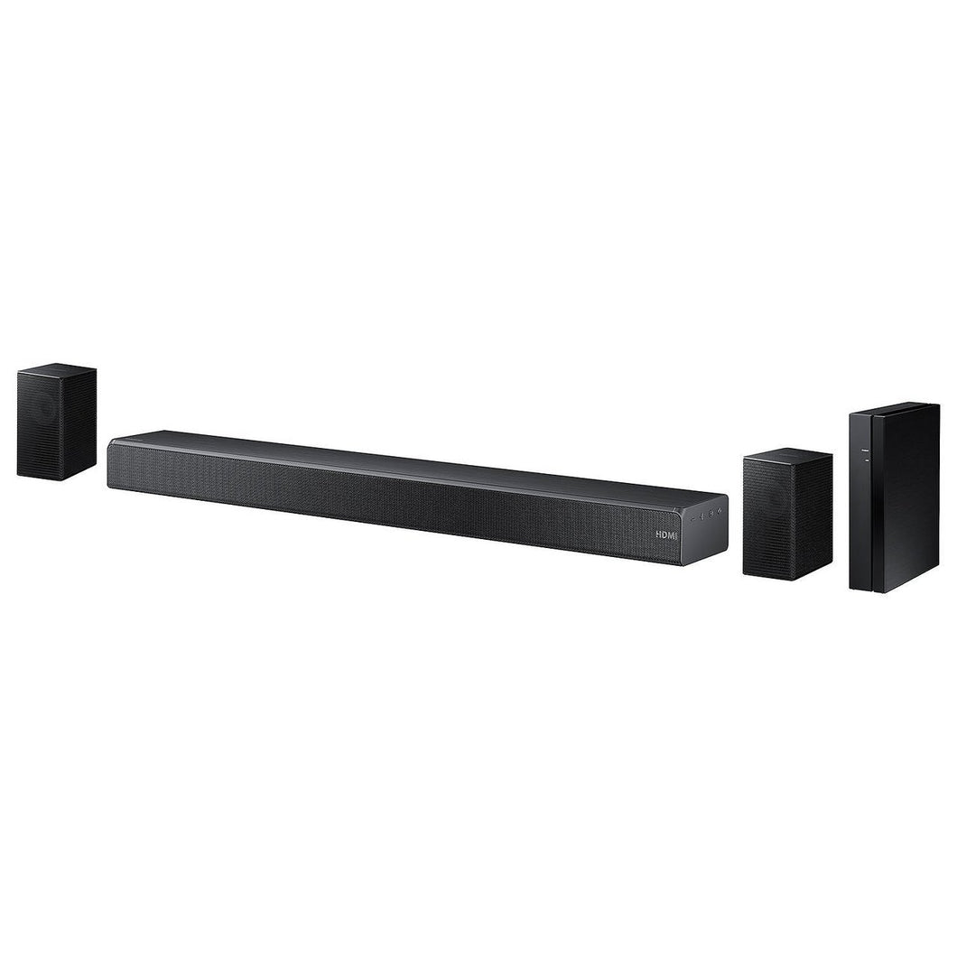 Samsung HW-MS57C 4.1-Channel Bluetooth Sound Bar System with Built-in Subwoofer