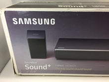 Load image into Gallery viewer, Samsung HW-MS57C 4.1-Channel Bluetooth Sound Bar System with Built-in Subwoofer