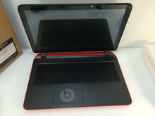 "Load image into Gallery viewer, Laptop Hp 15-P390NR 15.6"" Touch AMD A10 1.9Ghz 8GB 1TB Beats Edition Win 10"