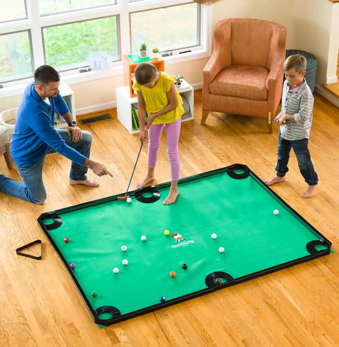 HearthSong Golf Pool Indoor Family Game 726595