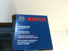 Load image into Gallery viewer, Bosch PR20EVSK 5.6 Amp Corded 1 Horse Power Variable Speed Colt Palm Router