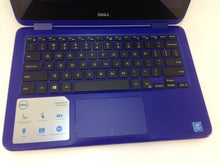 "Load image into Gallery viewer, Laptop Dell Inspiron 11 3168 11.6"" Touch Pentium N3710 1.6G 4GB 500GB W10 BLUE"