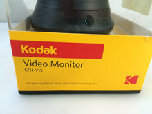 Load image into Gallery viewer, Kodak CFH-V15 Video Monitor HD WiFi Camera with Motorized Pan & Tilt