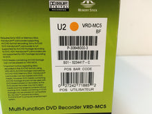 Load image into Gallery viewer, Sony DVDirect VRD-MC5 DVD Recorder 2.5""