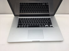 "Load image into Gallery viewer, Laptop Apple Macbook Pro A1286 2011 15"" Core i7 2.2GHz 4GB 750GB OSX 10.13"