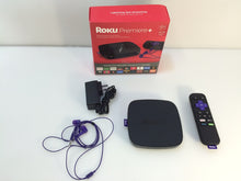 Load image into Gallery viewer, Roku Premiere+ Plus 4K Ultra HDR Streaming Media Player 4630R