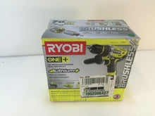 Load image into Gallery viewer, Ryobi P1813 18-Volt ONE+ Brushless Hammer Drill Kit