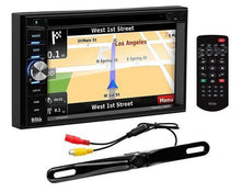 "Load image into Gallery viewer, Boss Audio 6.5"" BN965BLC GPS DVD Touchscreen Bluetooth Navigation Receiver"