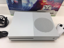 Load image into Gallery viewer, Microsoft Xbox One S 1TB 1681 Gaming Console White with Controller