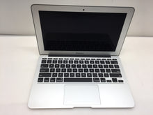 "Load image into Gallery viewer, Laptop Apple Macbook Air A1465 11"" 2015 Core i5 1.6GHz 4GB 128GB SSD OSX 10.13"
