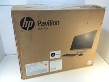 "Load image into Gallery viewer, HP Pavilion 27-a230 All-in-One 27"" Touch Intel i5-7400T 2.4GHz 12GB 1TB W10"