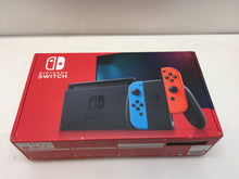 Load image into Gallery viewer, Nintendo Switch 32GB Console Neon Blue/Red Joy-Con, NOB