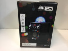 Load image into Gallery viewer, Altec Lansing ALP-K500 Party Star Karaoke System W/ Bluetooth and Effect Lights