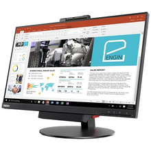 "Load image into Gallery viewer, Lenovo ThinkCentre Tiny-In-One 24 23.8"" IPS LED FHD Monitor 10QYPAR1US"