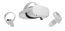 Load image into Gallery viewer, Oculus Quest 2 256GB Advanced All-In-One Virtual Reality Headset - White