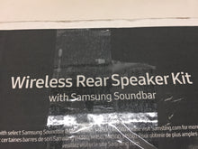 Load image into Gallery viewer, Samsung SWA-8500S/ZA Wireless Rear Speakers Kit with Samsung Soundbar