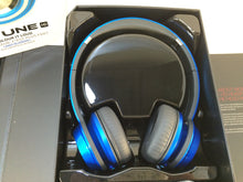 Load image into Gallery viewer, Monster 128521-00 NTune On-Ear Headphones, Candy Blue