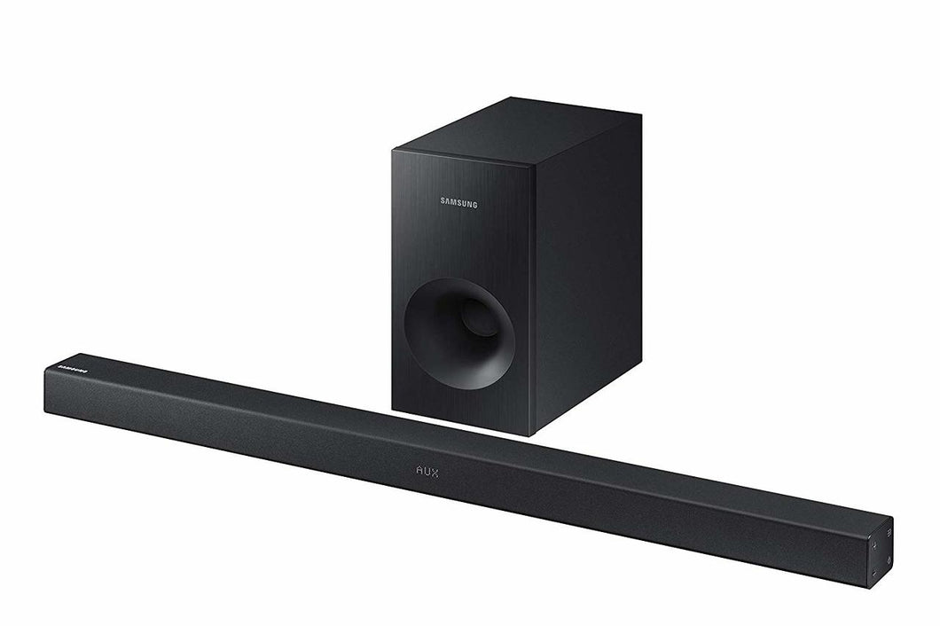 Samsung HW-K369 2.1 Channel Soundbar System with Wireless Subwoofer, NOB