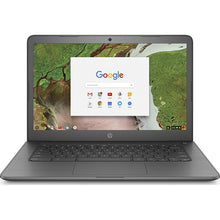 "Load image into Gallery viewer, Laptop HP Chromebook 14-ca020nr 14"" Intel Celeron N3350 1.1GHz 4GB 16GB"