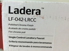 "Load image into Gallery viewer, Pfister LF-042-LRCC Ladera 4"" Centerset 1Handle Bathroom Faucet Polished Chrome"