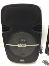 Load image into Gallery viewer, One Audio Surge DJ System Speaker Black (OA115)