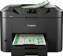 Load image into Gallery viewer, Canon MAXIFY MB2720 Wireless All-In-One Inkjet Printer, NOB