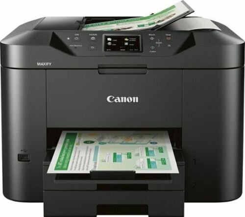 Canon MAXIFY MB2720 Wireless All-In-One Inkjet Printer, NOB