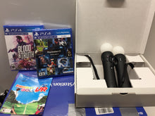 Load image into Gallery viewer, Sony PlayStation VR CUH-ZVR2 Blood & Truth and Everybody's Golf VR Bundle, NOB