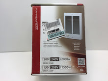 Load image into Gallery viewer, Fahrenheat FFC2048 Small Room 2000W 240V Wall Heater White