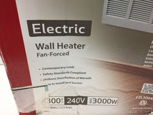 Load image into Gallery viewer, Fahrenheat FZL3004F 3,000-Watt Large Room Wall Heater