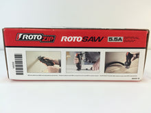 Load image into Gallery viewer, Rotozip SS355-10 5.5 Amp Corded 1/4 in. RotoSaw Spiral Saw Tool Kit