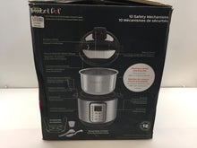 Load image into Gallery viewer, Instant Pot 8-QT Viva 9-in-1 Programmable Pressure Cooker