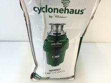 Load image into Gallery viewer, Whitehaus WH007-ORB Cyclonehaus 1 HP Continuous Feed Garbage Disposal in ORB