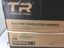 Load image into Gallery viewer, TR Industrial TR89105 11 Amp 31 lbs. Demolition Jack Hammer