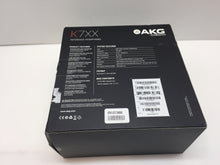 Load image into Gallery viewer, Massdrop x AKG K7XX Reference Open Back Headphones RED Edition