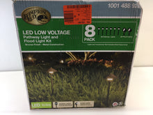 Load image into Gallery viewer, Hampton Bay IWV6628L Bronze LED Landscape Path & Flood Light 1001488928