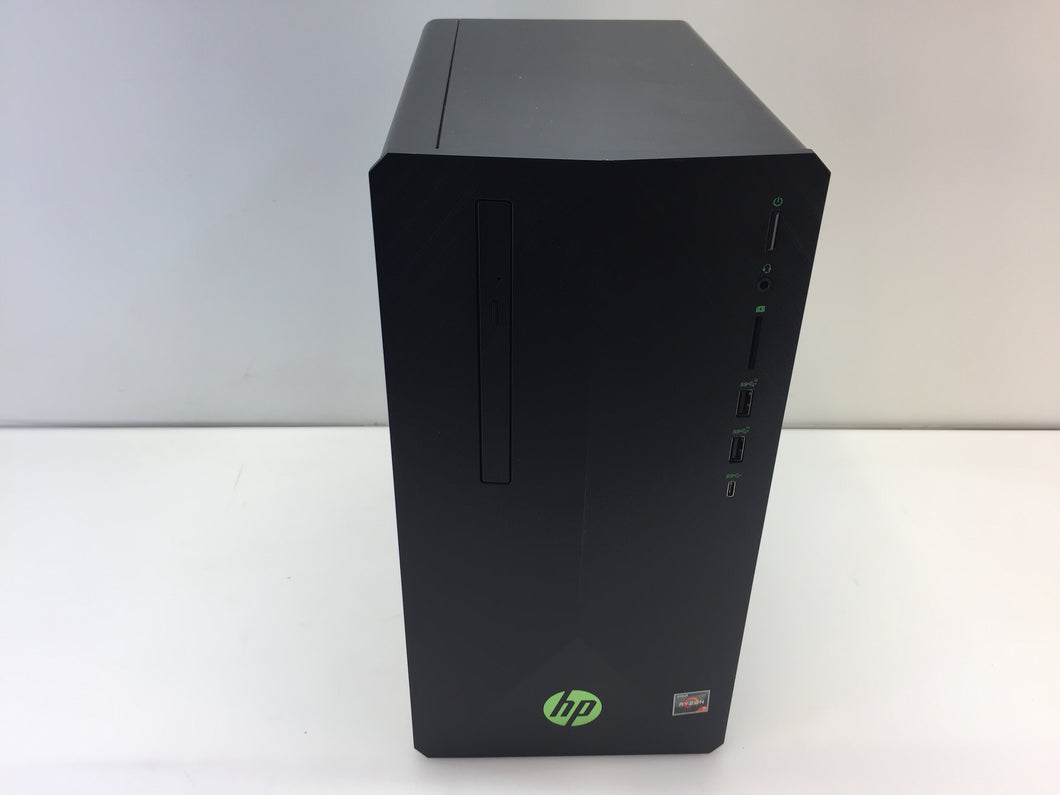 HP Pavilion Gaming Desktop 690-0034 AMD Ryzen 7 2700 16GB 1TB+128GB Radeon RX580