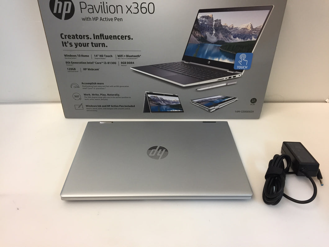 HP Pavilion x360m Convertible 14m-cd0006dx 14