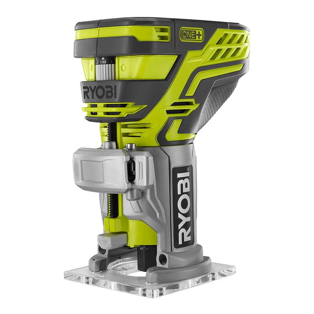 Ryobi P601 ONE+ Trim Router, Bare-Tool Only