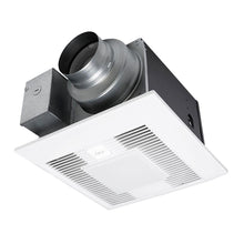 Load image into Gallery viewer, Panasonic FV-05-11VKSL1 WhisperGreen Select 50/80/110 CFM Exhaust Bath Fan