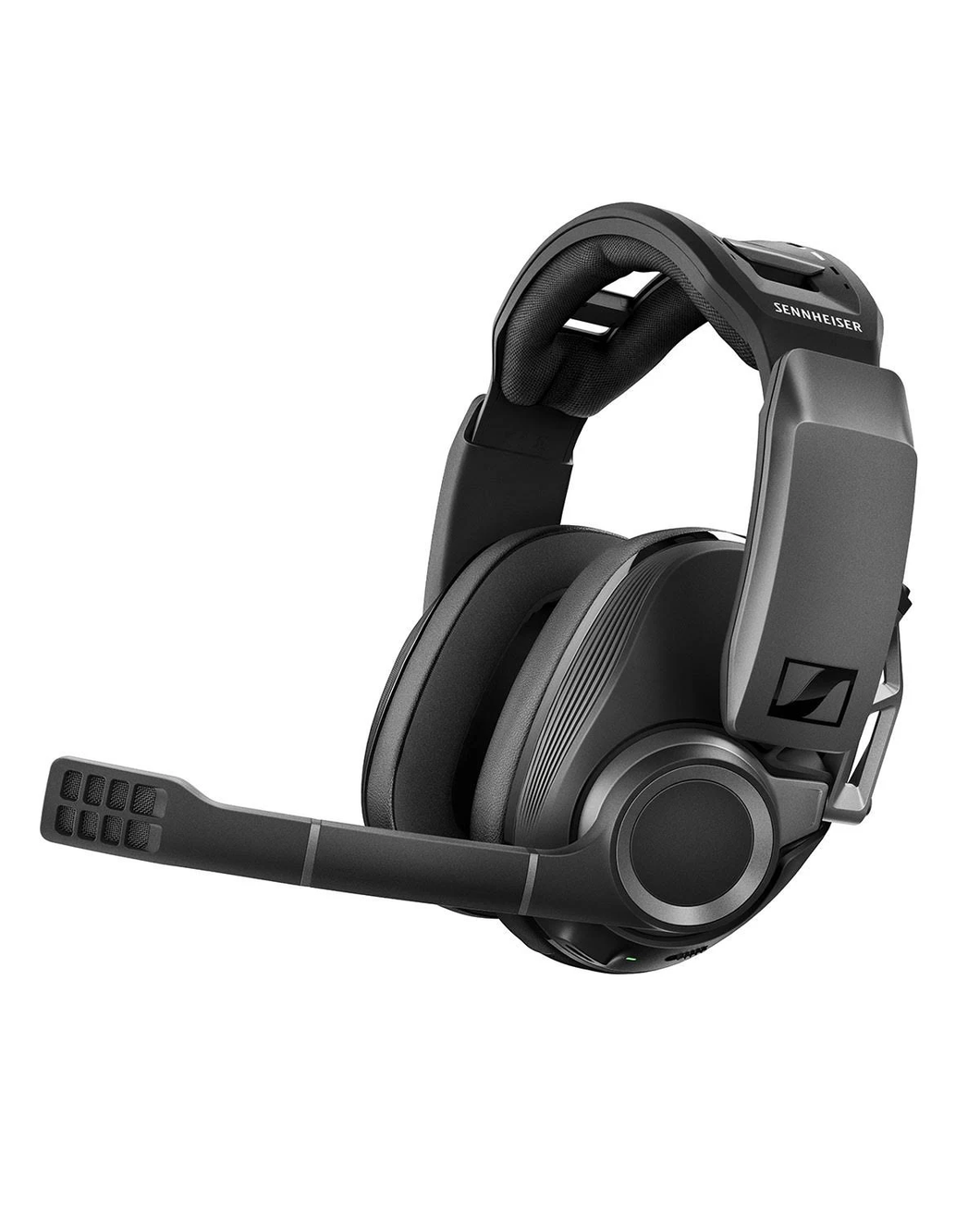 Sennheiser GSP 670 Over the Ear Bluetooth Headset Black, NOB