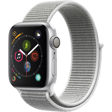 Load image into Gallery viewer, Apple Watch MU652LL/A Series 4 40 mm Silver Aluminum Case