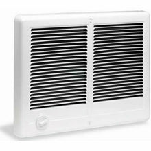 Load image into Gallery viewer, Cadet 67527 Com-Pak Twin 4000W 240V Fan-Forced In-Wall Electric Heater White